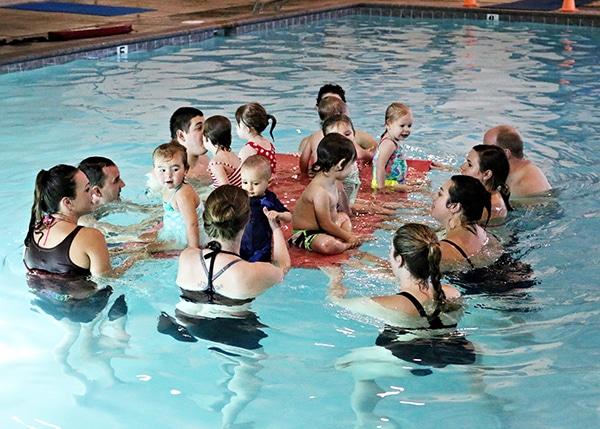Swim class